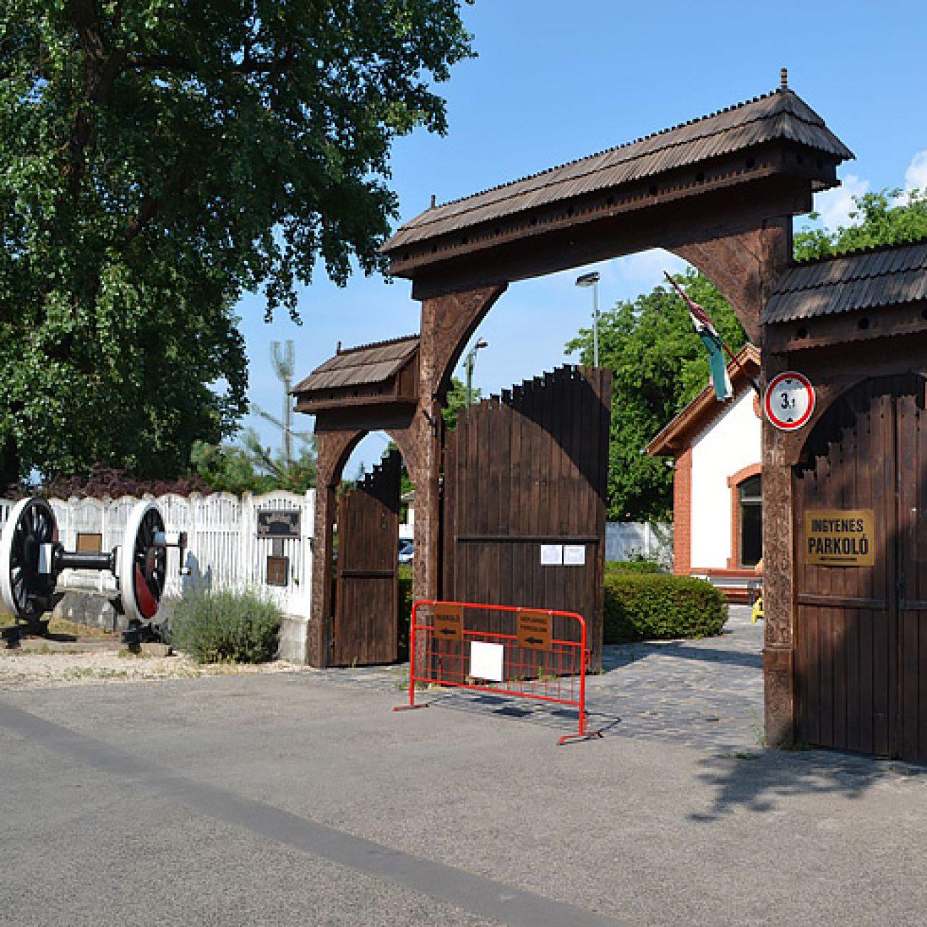 Magyar Vasúttörténeti Park – Hungarian Railway Museum